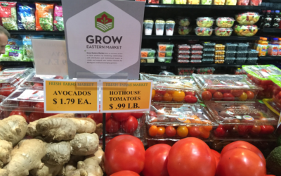 Access to Produce and Other Food System Challenges: Insight From Detroit's Eastern Market