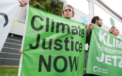 Forward momentum at the Bonn climate conference – Erb student experiences COP23