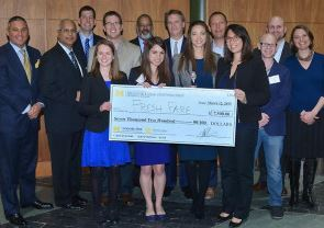 U-M Fresh Fare Wins 2nd Place at Innovation in Action Competition