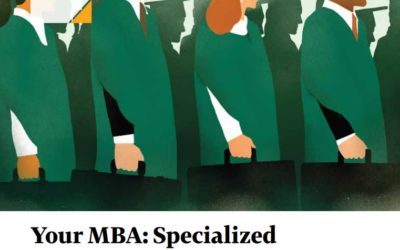 MBA's with Sustainable Impact