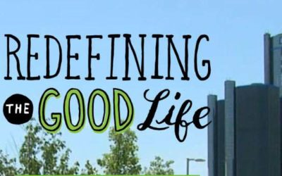 """Countdown to Redefining the Good Life"" – A conversation with Erb Institute Faculty Director, Joe Arvai"