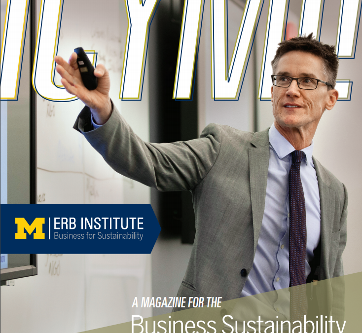 ICYMI! – A Magazine for the Business Sustainability Professional