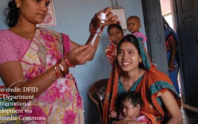 Driving Innovation to Improve Global Health