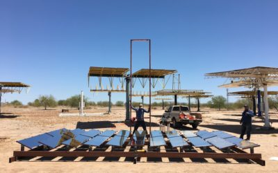 Solar Energy Technology in Mexico's Coastal Regions | Erb Institute Impact Project