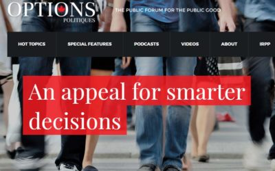 An Appeal for Smarter Decisions
