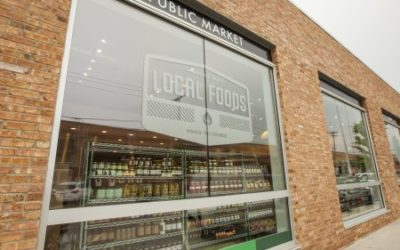 Local Foods: Connecting farmers and consumers to locally grown food in Chicago