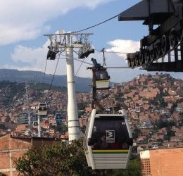 Optimism and Innovation in the World's Former Murder Capital: Lessons for Detroit from Medellín, Colombia