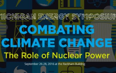 Combating Climate Change: The Role of Nuclear Power / Erb-Sponsored Symposium