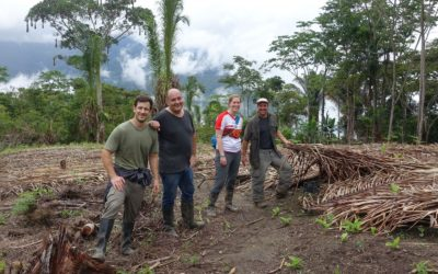 Lessons Outside the Classroom and in the Amazon