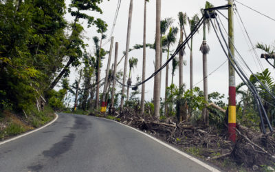 Creative financing for developing microgrids in Puerto Rico