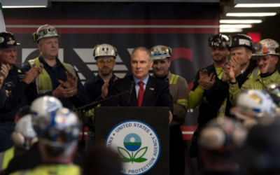 """EPA dismisses half of key board's scientific advisers"" – (Washington Post)"