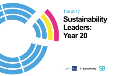 Survey Shines Light on Attributes of Sustainability Leaders – SustainAbility