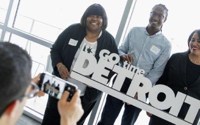 Erb Institute Hosts SB '19 Networking Reception in Detroit
