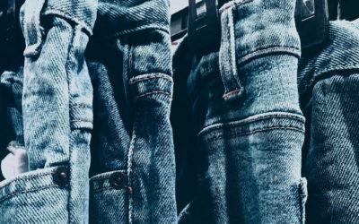 The hundred people behind your favorite pair of jeans