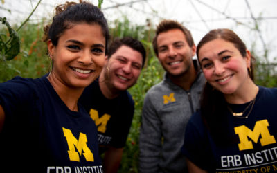 Reflecting on a year at the Erb Institute: Impact Investing and DEI