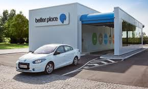 Better Place: Charging into the Future?