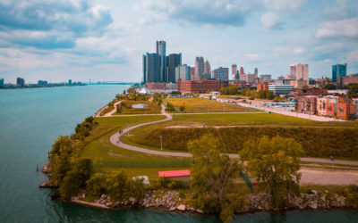 Sustainability in Detroit, Part 3: Stormwater