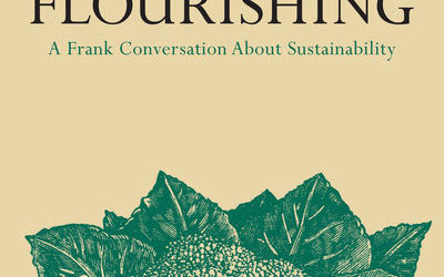 """Erb Faculty, Andy Hoffman's Book, """"Flourishing,"""" Quoted in Deccan Herald """"Fostering Virtue-Ethics"""""""
