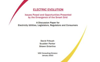 Electric Evolution: Issues Posed and Opportunities Presented by the Emergence of the Smart Grid