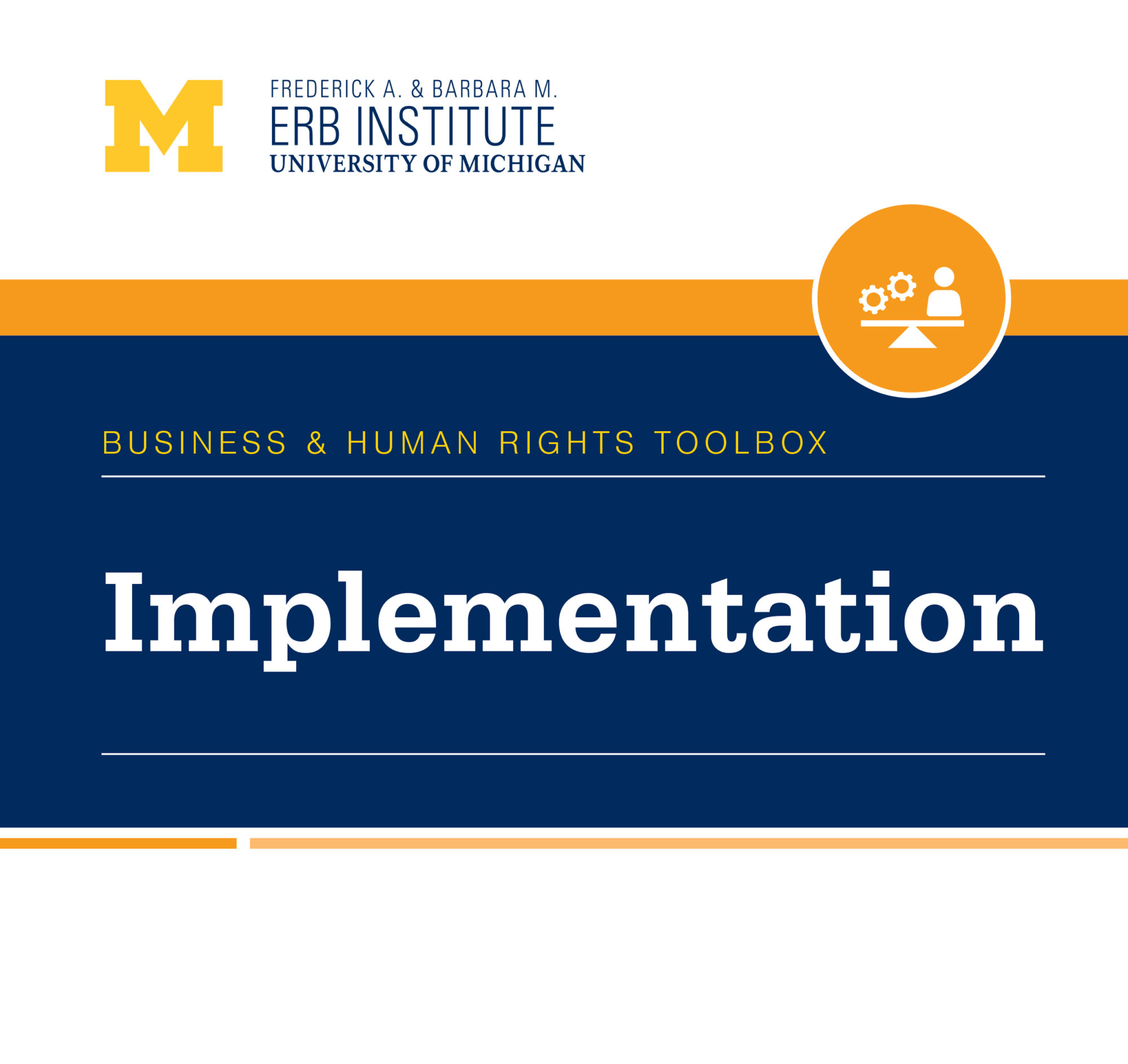 Business & Human Rights Toolbox: Implementation