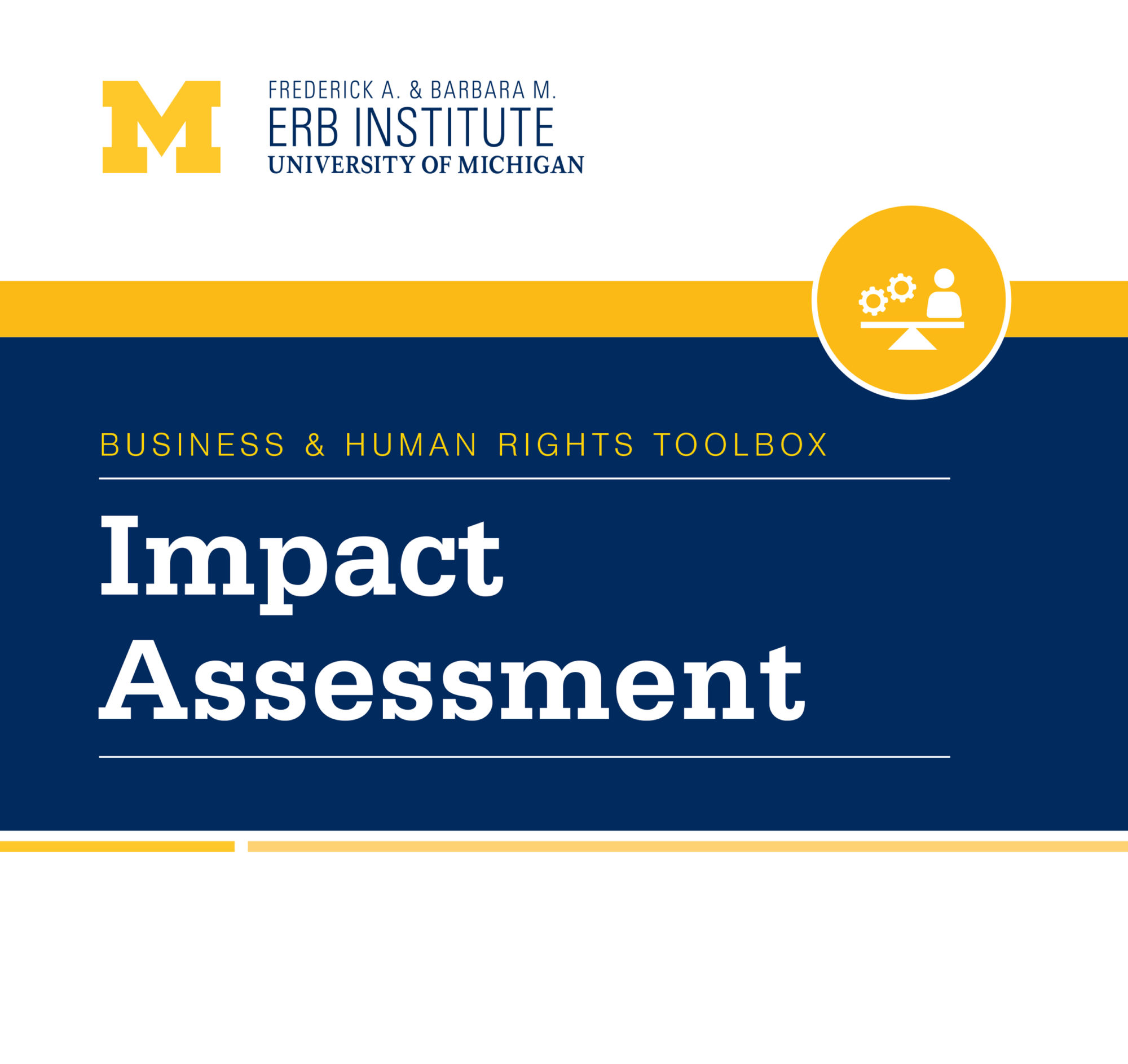 Business & Human Rights Toolbox: Impact Assessment