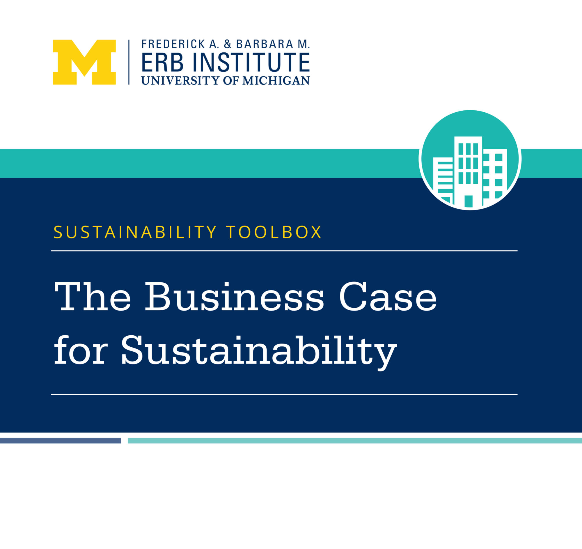 Sustainability Toolbox: The Business Case for Sustainability