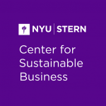 NYU Stern Center for Sustainable Business